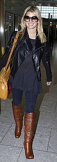 Travel Style: Jessica Simpson