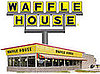 Waffle House Valentine&#039;s Day