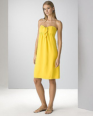 "Tory Burch Women's ""Jada"" Strapless Dress - Women's - Bloomingdales.com"