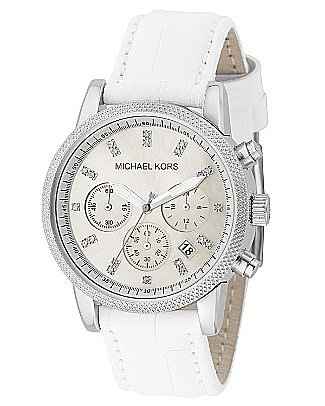 MICHAEL Michael Kors Women's Stainless Steel Chronograph Watch 38MM - Watches - Bloomingdales.com
