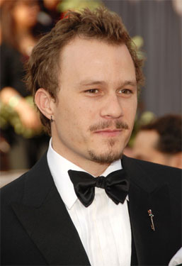 Heath Ledger Wins Best Supoprting Actor at 2009 Oscars