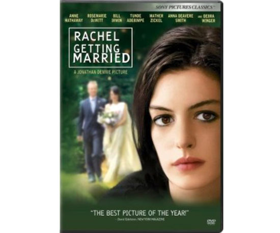 Rachel Getting Married on DVD