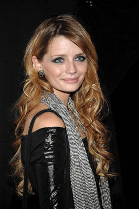 Mischa Barton Cast in CW Model Pilot The Beautiful Life Produced by Ashton Kutcher