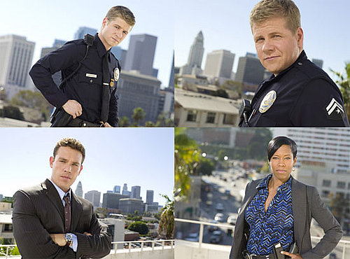 Video Preview of Southland on NBC Starring Ben McKenzie