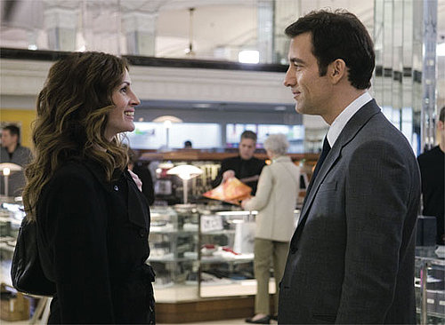 Duplicity Movie Review, Julia Roberts and Clive Owen