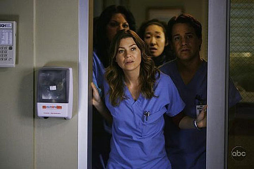 "Preview Video Clips of Grey's Anatomy Episode ""Elevator Love Letter"""