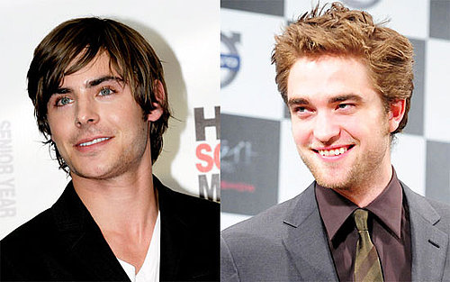 Zac Efron Movie News and Robert Pattinson Movie News