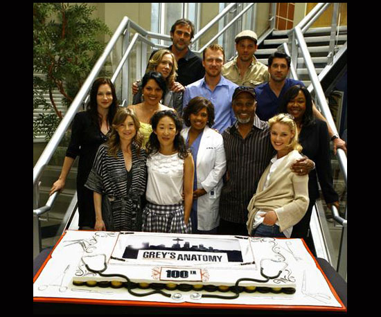 Grey's Anatomy 100th Episode