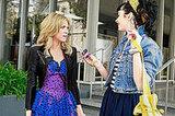 "Photos of Gossip Girl's '80s Spinoff Episode ""Valley Girls"" with Brittany Snow, Krysten Ritter"