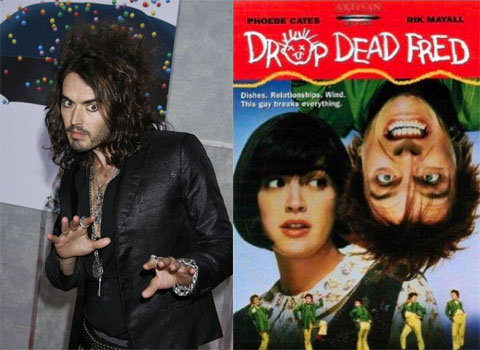 Russell Brand to Star in Remake of Drop Dead Fred