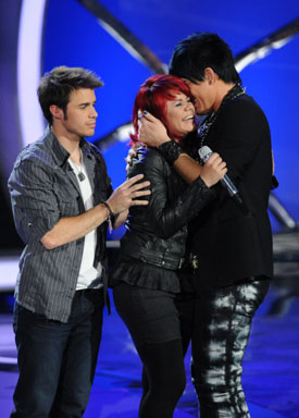 Interview with Eliminated American Idol Contestant Allison Iraheta