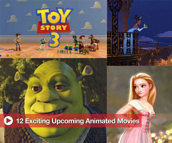 12 Exciting Upcoming Animated Movies