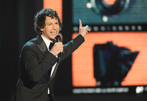 "Reaction to Andy Samberg Hosting the 2009 MTV Movie Awards with ""Explosions"" Digital Short"