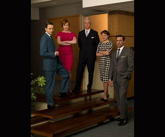 No. 1: Mad Men
