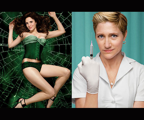 No. 4: Weeds and Nurse Jackie