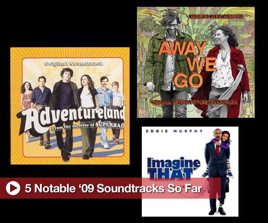 Five Notable '09 Soundtracks So Far