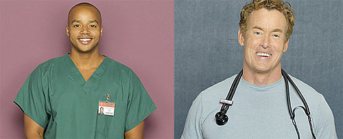 Scrubs to Change Setting to Medical School for Season Nine with Donald Faison's Turk and John C McGinley's Cox as Professors