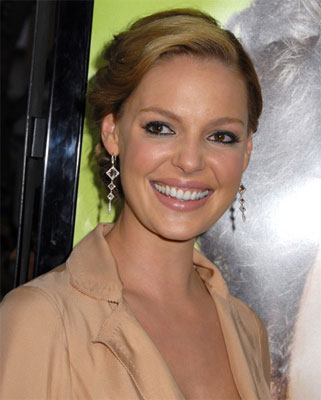 Katherine Heigl to Star in Life As We Know It