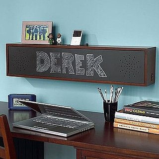 Chalkboard Speaker Shelf: Love It or Leave It?