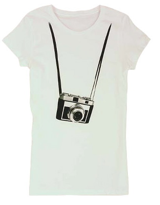 Printed Camera Shirt: Love It or Leave It?