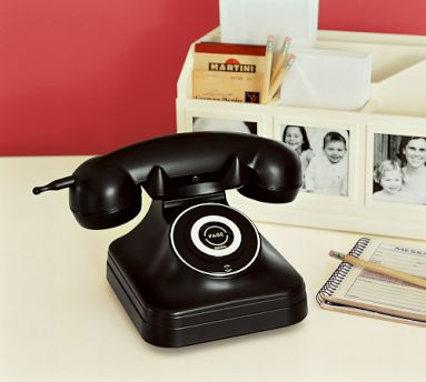 Pottery Barn's Metro Phone