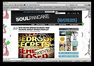 The Office Actor Rainn Wilson's New Website Soul Pancake