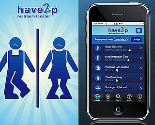 The Have2P iPhone Application Lists Public Restrooms