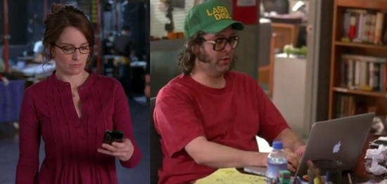 NBC Show 30 Rock Adds More iPhones and MacBooks in Apple Props