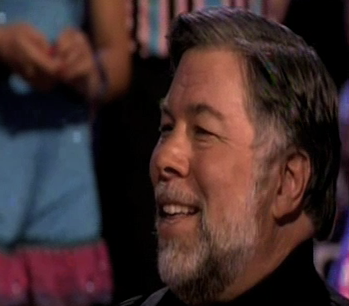 Steve Wozniak Is Eliminated From Dancing With the Stars 2009-04-01 11:05:32