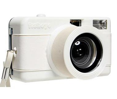 Lomography White Fisheye Camera