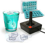 4 Geeky Ice Cube Trays