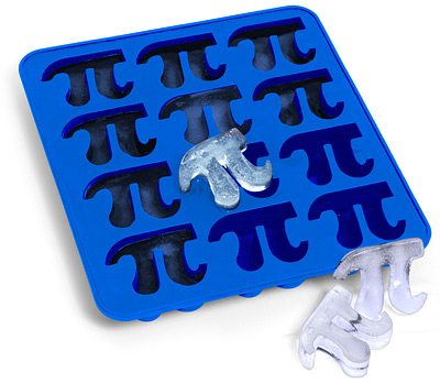 Pi Ice Cube Tray