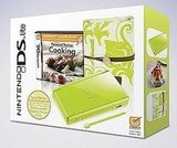 Lime Green DS Lite Gaming Bundle From Nintendo