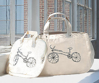 Charmed, I'm Sure: The Bicycle Laptop Sleeve