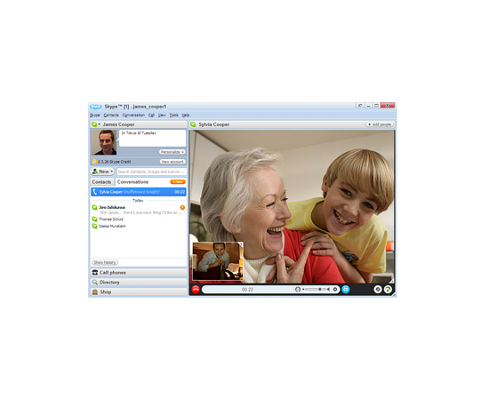 Use Skype For Video Calls