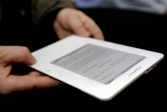 An E-book Reader