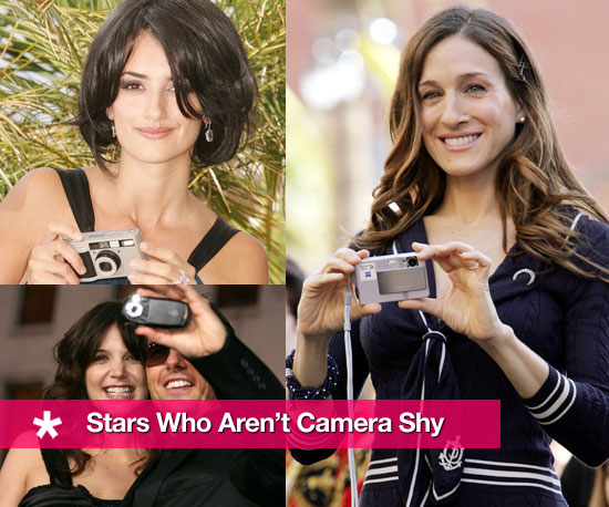 Stars Who Aren&#039;t Camera Shy 