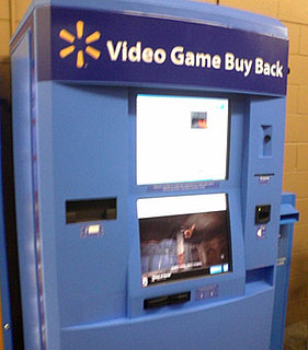 Wal-Mart Reveals Video Game Trade Kiosks