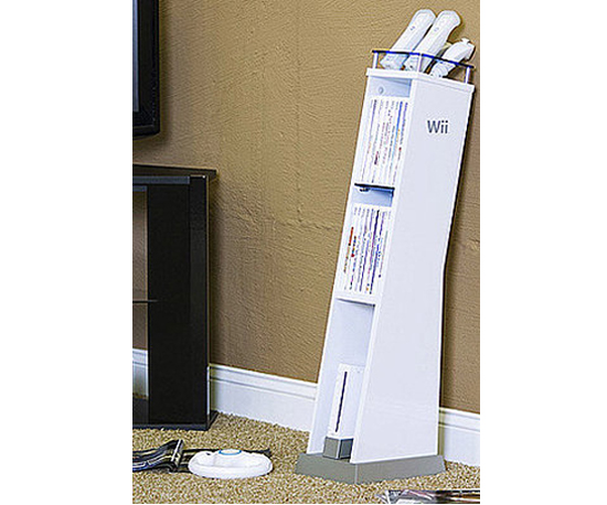 Wii Tower Gaming Station