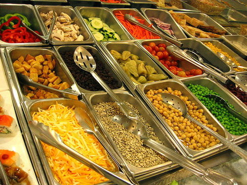 Salad Bar Poll