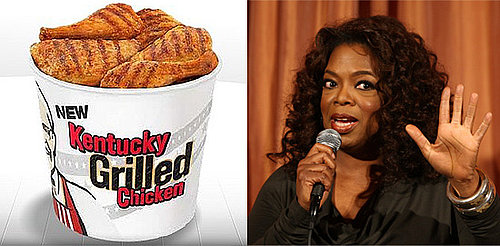 Oprah Stirs the Pot With Free KFC Offer