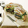 Fast &amp; Easy Rachael Ray Recipe For Grilled Vegetable Muffulettas