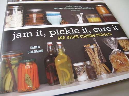 Cookbook Review: Jam It, Pickle It, Cure It