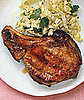 Sunday BBQ: Grilled Pork Chops With Sesame Slaw