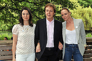 "Paul McCartney and Friends Launch ""Meat Free Mondays"""