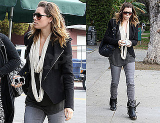 Jessica Biel Goes From Gowns to Jeans With Ease