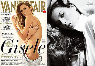 Photos and Quotes From Gisele Bundchen in Vanity Fair May 2009