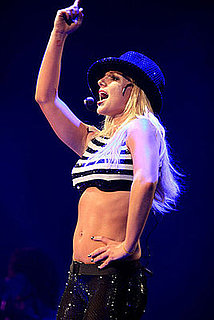 Britney's Taking Her Tour to Europe Far Away From Sam Lutfi