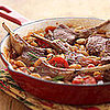 Fast &amp; Easy Dinner: Tuscan Lamb Chop Skillet