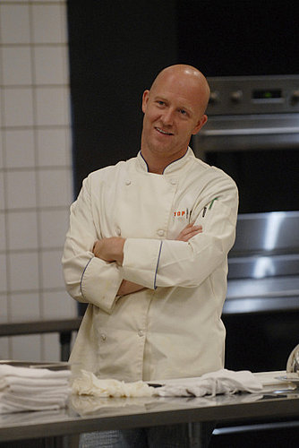 Interview with Top Chef's Stefan